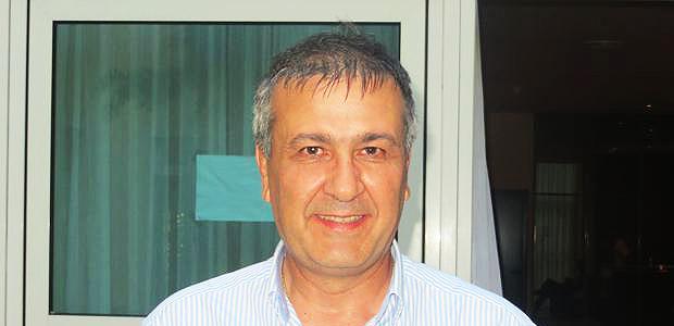 Michel Stefani, secrétaire régional du Parti Communiste.