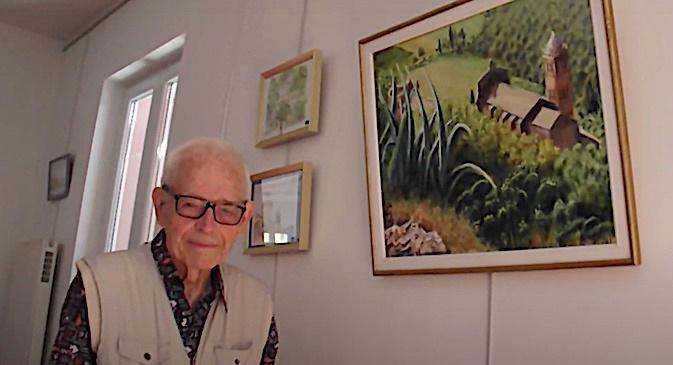 Carlu, artiste peintre