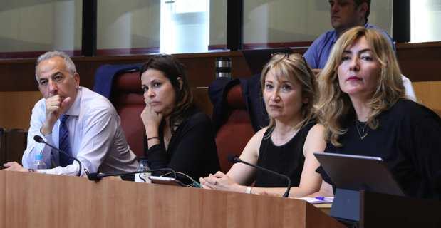 Le groupe La Corse dans la République