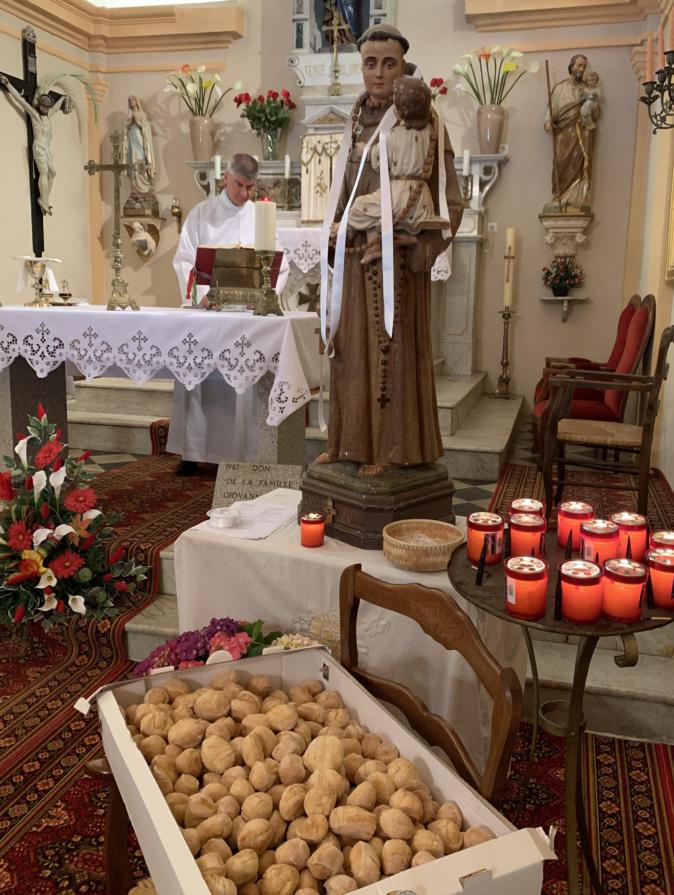 Saint-Antoine de Padoue honoré à Guargualé