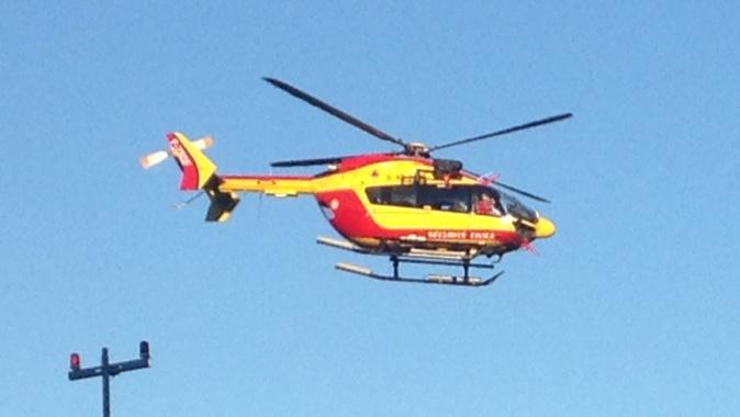 Une femme victime d'un accident de kite-surf à L'Osari