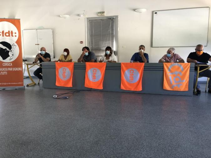Ajaccio : Après la crise sanitaire, l'heure est aux revendications pour le personnel hospitalier
