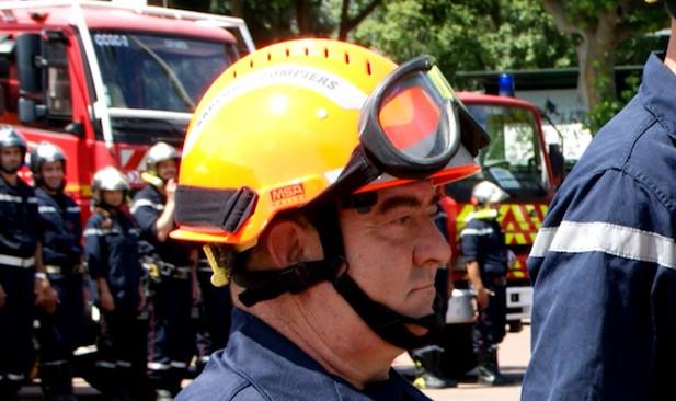 Sapeurs-pompiers de Balagne : le dernier adieu au sergent-chef Bruno Luigi