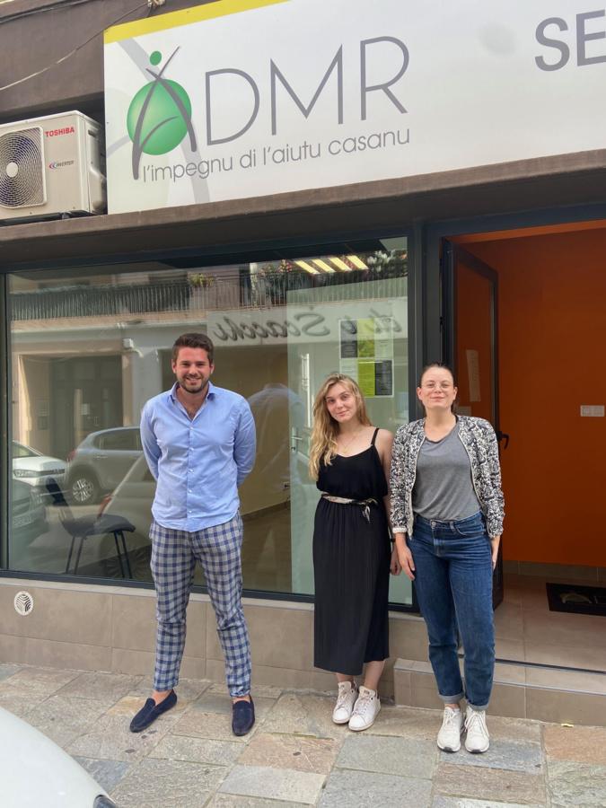 """Un partenariat entre """"Mon Emile Association"""" et l'ADMR de Haute-Corse"""
