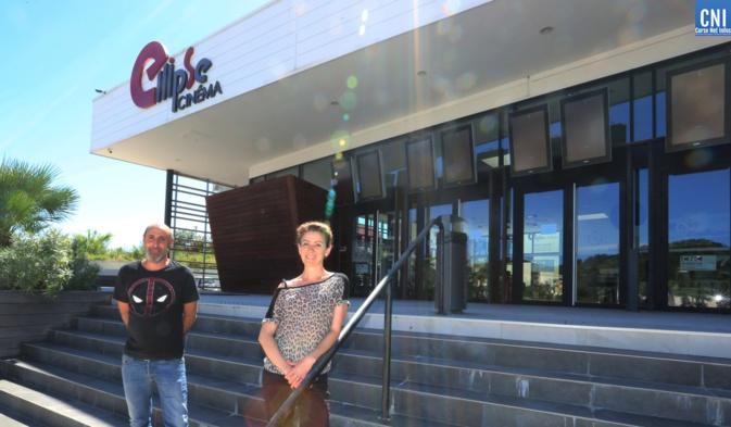 À Ajaccio, le cinéma l'Ellipse se déconfinera le mercredi 24 juin