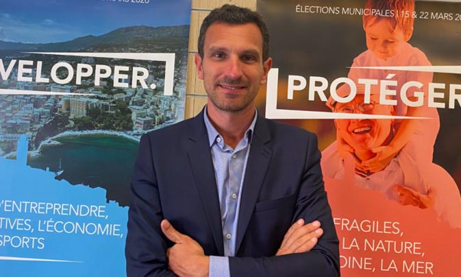 Julien Morganti adapte son projet pour Bastia à la suite de la crise sanitaire.