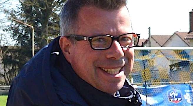 Olivier Meurillon est le nouveau responsable de l'Académie du SC Bastia