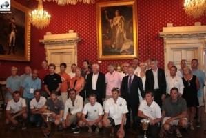 Ajaccio : L'escale de la Med race