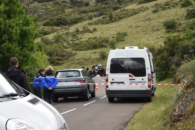 L'assassinat avait eu lieu sur la route du San Colombanu (Photo MSVA)
