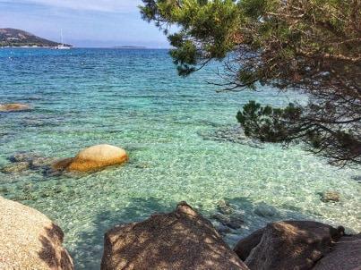 Photo de la plage de Tamariccio de Corentin Fourni
