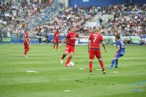 Le PSG trop fort pour le Sporting de Bastia
