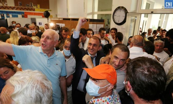 Les nouveaux élus de Porto-Vecchio