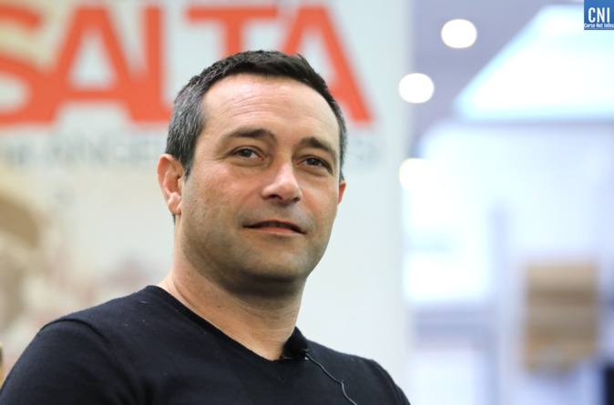 Jean-François Casalta, conseiller municipal d'Aiacciu et conseiller territorial PNC. Photo Michel Luccioni