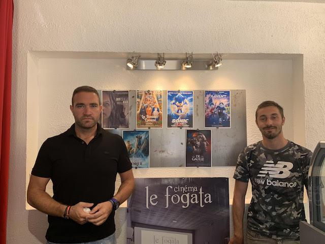 Le cinéma Le Fogata à l'Ile-Rousse rouvre ses portes ce 2 juillet