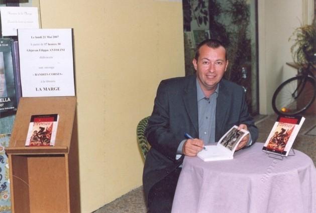 """Ghjuvan Filippu Antolini : """"Le nationalisme est une solution pour la Corse."""""""
