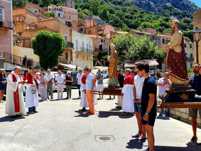 Lumiu : festa patrunale  di San Petru è San Paulu