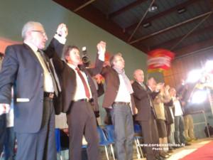 """Mélenchon : """"Pas de mesures spécifiques pour la Corse"""""""