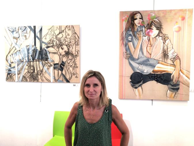 Stéphanie Paoli: l'art du jeans en héritage