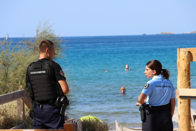 Fuite de gaz dans un établissement de plage de Calvi