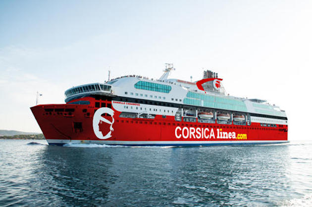 COVID-19 à bord du Danielle-Casanova sur la liaison Marseille-Tunis : Corsica Linea rassure