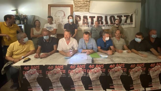 Le collectif Patriote demande une rencontre avec Eric Dupont-Moretti, nouveau garde des sceaux.