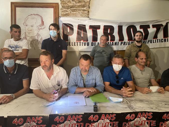Le collectif Patriotti demande à être reçu par le nouveau ministre de la Justice Dupond-Moretti
