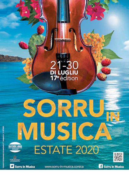 Le Festival « Sorru in Musica Estate » aura bien lieu cet été