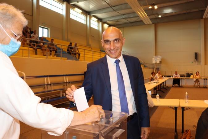 François-Marie Marchetti président de la Com Com Calvi-Balagne