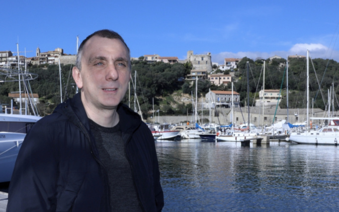 Jean-Christophe Angelini, maire de Portivechju, nouveau président de la Communauté de communes du Sud Corse. Photo Michel Luccioni