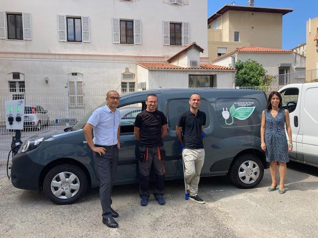 Transition énergétique : le rectorat de Corse veut donner l'exemple