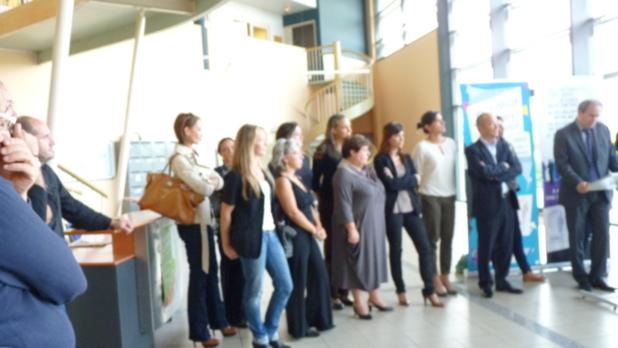 Couveuse d'entreprises : Les lauréats 2012