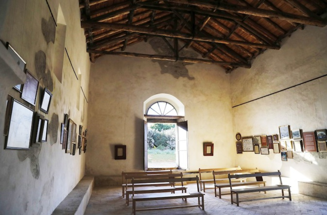 Roglianu : la chapelle Santa Maria abrite  un exposition qui retrace 2 500 ans d'histoire du Cap
