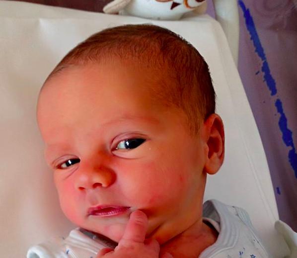 """Clément, """"un bébé calme et éveillé, étonnant comme sa naissance"""""""