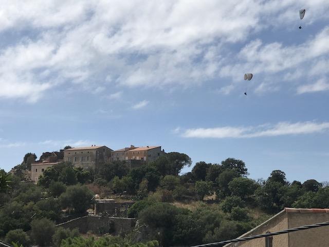 Météo de la semaine en Corse : vers un pic de chaleur le weekend