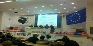 Le PNC à l'université d'été de la fédération Régions et Peuples Solidaires