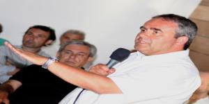 Débat au Clos Colombu à Lumio : Xavier Bertrand n'exclut pas sa candidature à la présidence de l'UMP