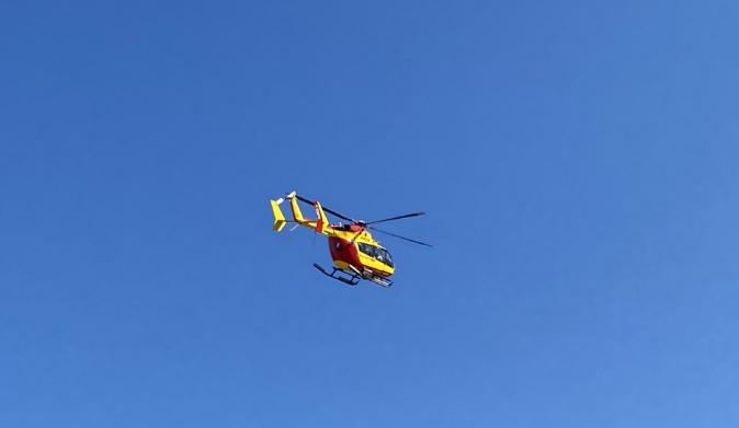 Corte : une randonneuse évacuée par hélicoptère