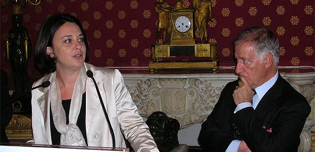 Trois ministres à Bastelica