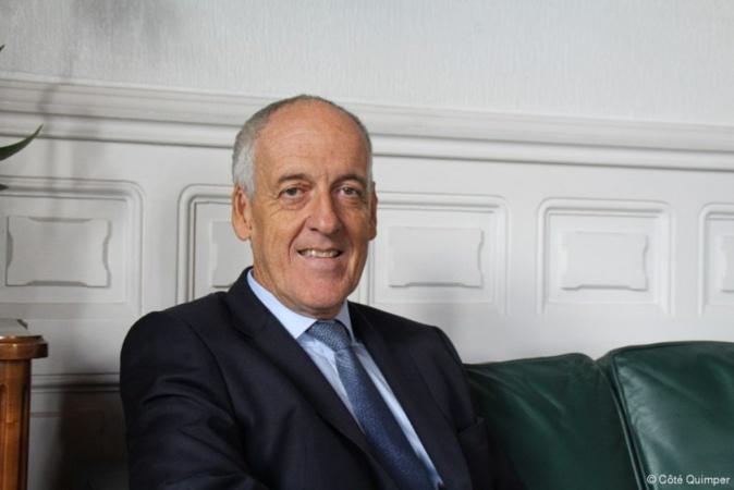 Pascal Lelarge, nouveau préfet de Corse