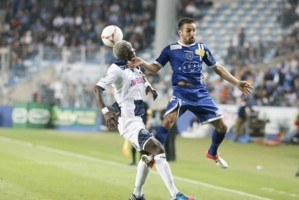 Le Sporting aux forceps face à Troyes