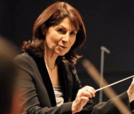 Calvi : A la rencontre de Claire Gibault chef d'orchestre du Paris Mozart Orchestra