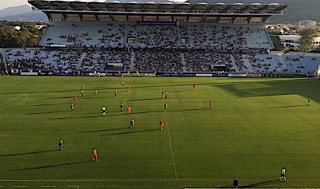 Football : match nul encourageant du Sporting face à Montpellier (2-2)
