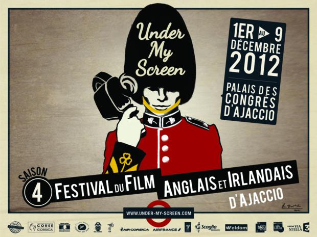 L'affiche gagnante, réalisée par Emmanuelle Bartoli, a été dévoilée ce soir par le jury du festival. (Repro: DR - Emmanuelle Bartoli)
