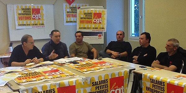 La CGT appelle les salariés des TPE à voter