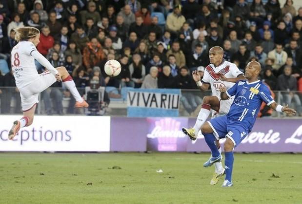 Le Sporting domine Bordeaux