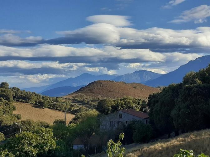 La météo du jeudi 6 août 2020 en Corse