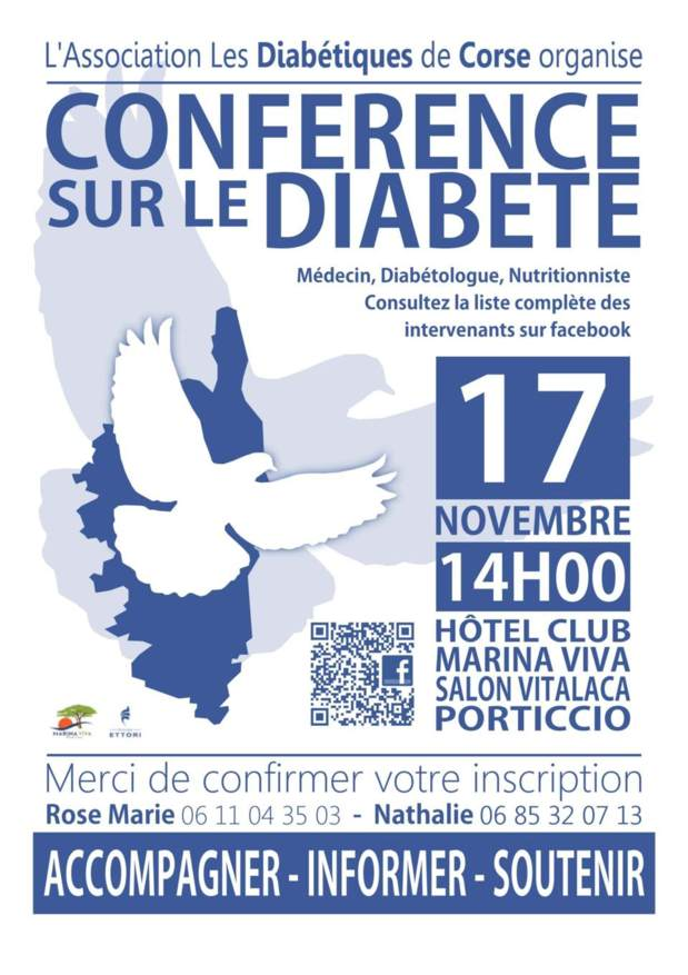 Les diabétiques de Corse ont leur association