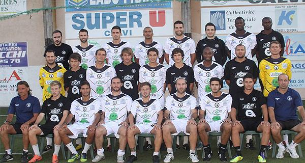 Le FC Calvi efficace à Ivry