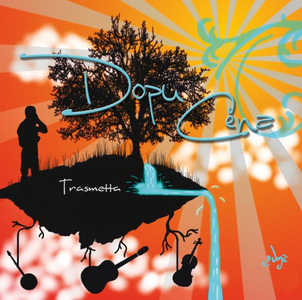 """Dans l'album """"Trasmetta"""", Dopu Cena explore d'autres musicalités. (Repro: DR)"""