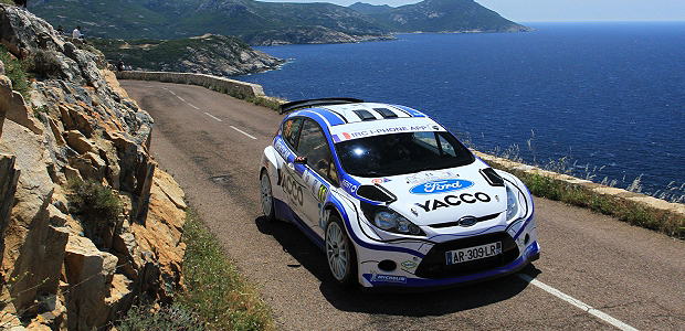 Le Tour de Corse Automobile au Championnat d'Europe